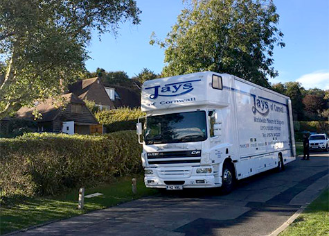 International Removals Cornwall